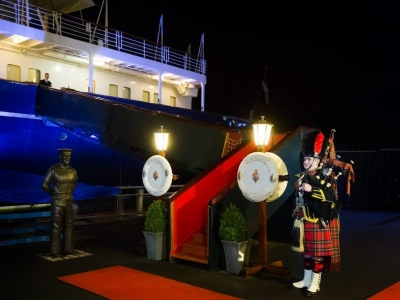 Chic Scotland - Royal Yacht Britannia