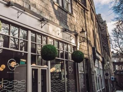 Chic Scotland - Moonfish Cafe