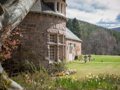 Glen Tanar Estate and Ballroom