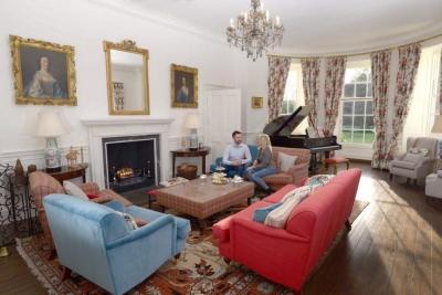 Chic Scotland - Gimerton House