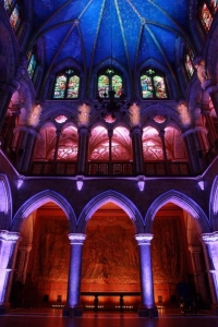 Chic Scotland - Mount Stuart  Photo - Black Light
