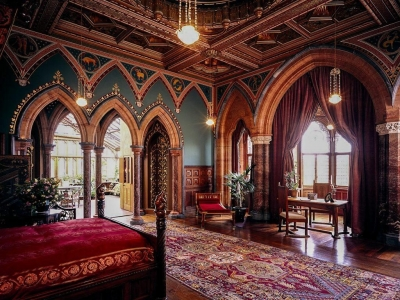 Chic Scotland - Mount Stuart