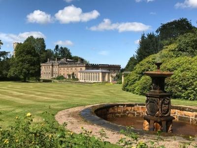 Chic Scotland Gordon Castle