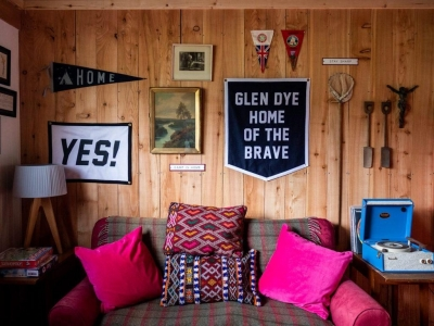 Glendye Cabins and Cottages - Chic Scotland
