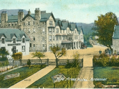 Chic Scotland - Fife Arms Hotel