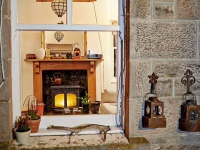 Railway Cottage - Chic Scotland