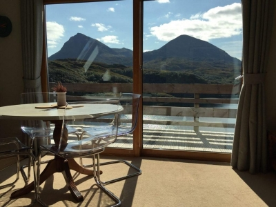 Chic Scotland - Kylesku Lodges