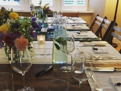 Chic Scotland - Cottage Garden Kitchen