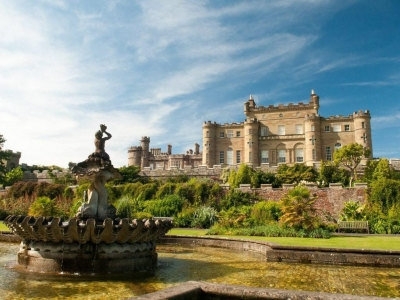 Chic Scotland - Glenapp Castle