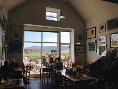 Chic Scotland - Finzean Farm Shop