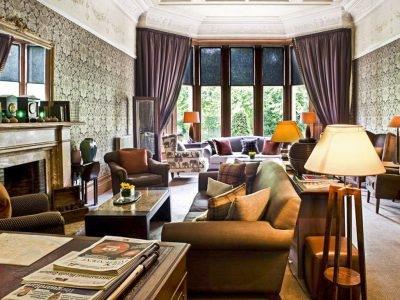 Hotel Du Vin at 1 Devonshire Glasgow