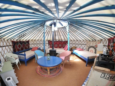 Glamping at Ardfern - Chic Scotland