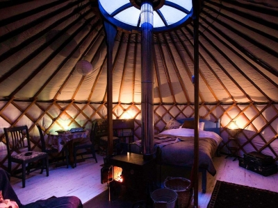 Glamping at Runacharrain - Chic Scotland