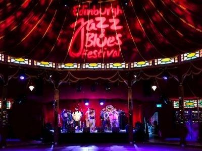 Edinburgh Jazz & Blues Festival 2021