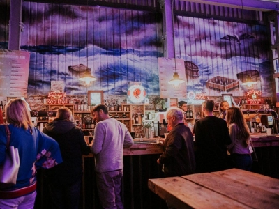 Chic Scotland - The Dockyard Social