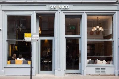 Chic Scotland - Six by Nico Glasgow