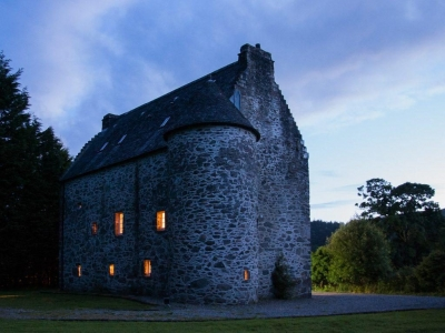 Chic Scotland - Kilmartin Castle
