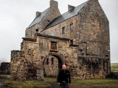 Ian G Black's Top 10 OUTLANDER Filming Locations around Edinburgh