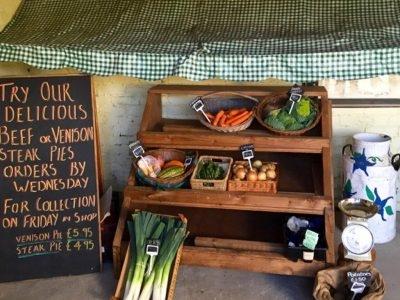 Carmichael Farm Shop