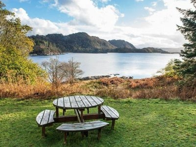Wellness Retreats in Scotland are becoming a THING!...
