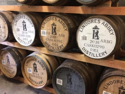 Chic Scotland - Lindores Abbey Distillery