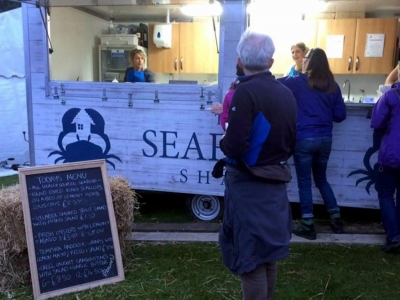 Chic Scotland - The Seafood Shack