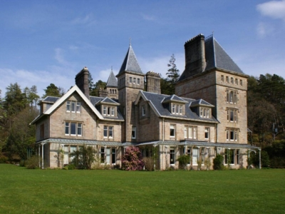 Chic Scotland - Ardtornish Estate