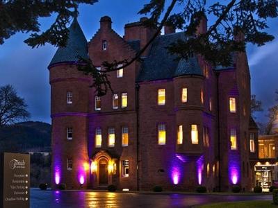 Chic Scotland - Fonab Castle Hotel
