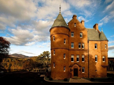 Chic Scotland - Fonab Castle Hotel