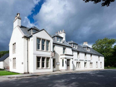Chic Scotland - Loch Lomond Arms Hotel