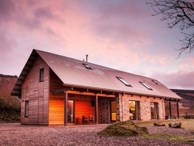 Chic Scotland - The Steading